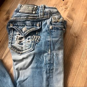 Miss Me Jeans Boot Cut Size 24